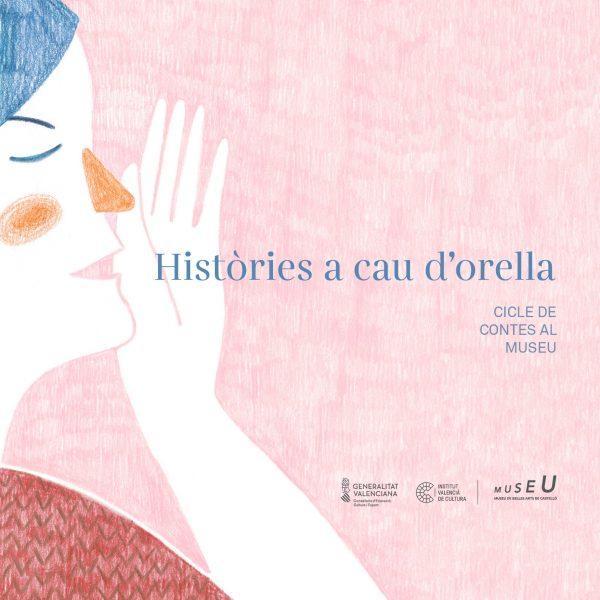 """""""Històries a cau d'orella"""" torna al Museu de Belles Arts de Castelló!"""